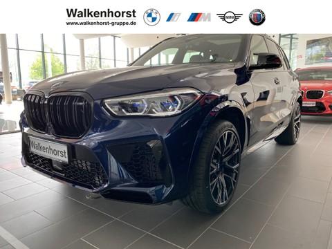 BMW X5 M Competition Laserlicht Massagesitze Sportpaket