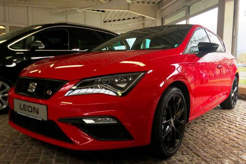 Seat Leon 1.5 TSI FR Black Edition