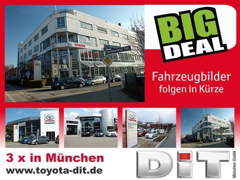 Toyota Aygo 1.0 Team Deutschland MMT verfügbar