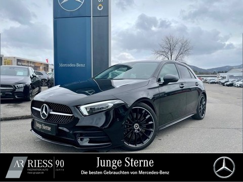 Mercedes-Benz A 250 AMG Night 19 Ambiente MBUX