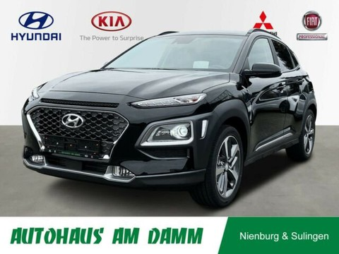 Hyundai Kona Premium Sitzpaket