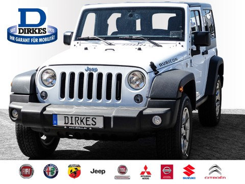 Jeep Wrangler 2.8 Rubicon CRD MY18 DUAL TOP