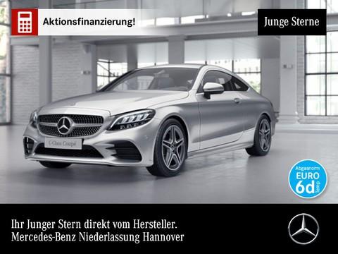 Mercedes-Benz C 180 Cp AMG Sitzkomfort
