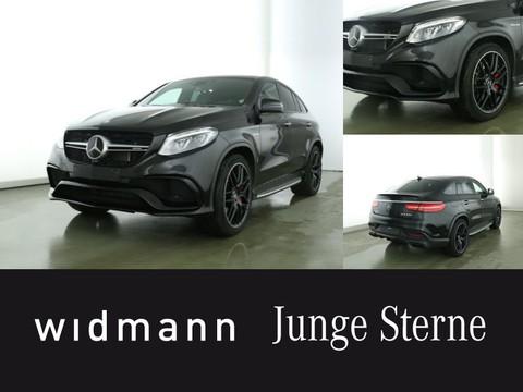 Mercedes GLE 63 AMG S Coupé Sitzklima Com