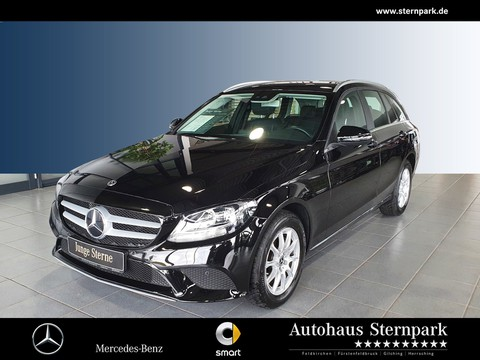 Mercedes-Benz C 220 d T STH Spur Apple Android