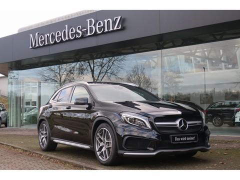 Mercedes-Benz GLA 45 AMG ||||Panodach