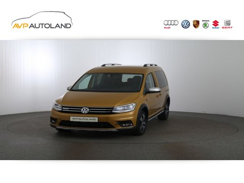 Volkswagen Caddy TDI Alltrack |