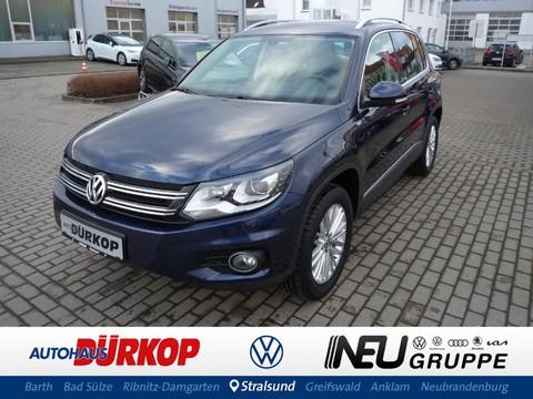 Volkswagen Tiguan Track & Style