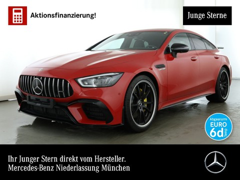 Mercedes-Benz AMG GT 0.4 63 S Night AeroPak 2100 --E