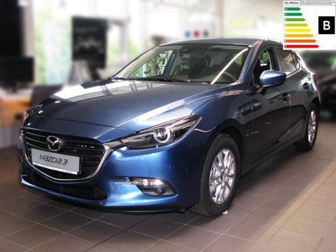 Mazda 3 Exclusive RVM