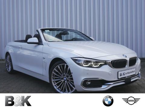"BMW 430 d Cabrio Luxury Line"""