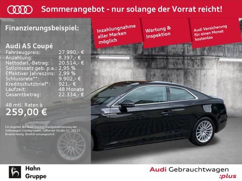 Audi A5 2.0 TFSI Coupé Einpark