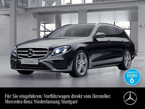 Mercedes-Benz E 400 d T AMG Fahrass °