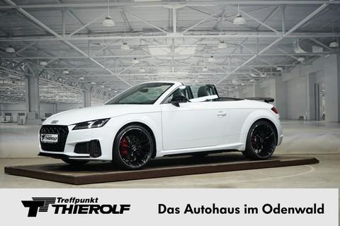 Audi TTS Roadster quattro competition plus