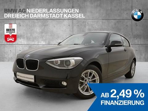 BMW 114 i igkeit