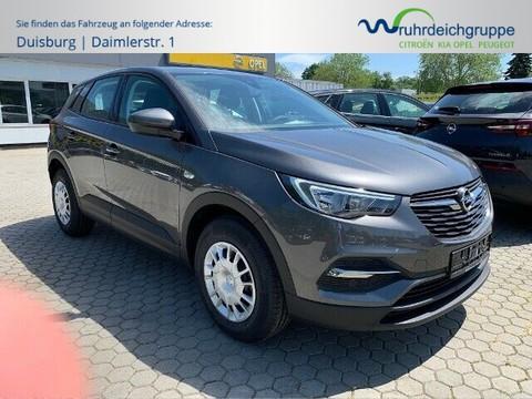 Opel Grandland X 1.2 Sonderedition WKR