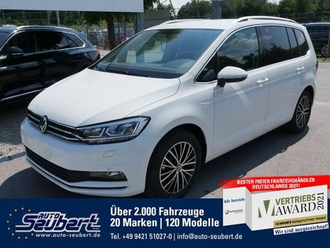 Volkswagen Touran 1.5 TSI HIGHLINE WINTERPAKET
