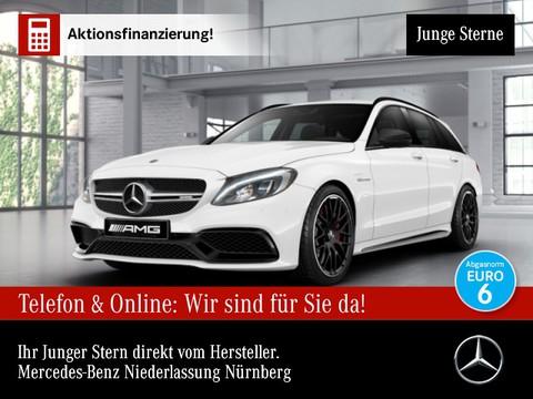 Mercedes-Benz C 63 AMG S T Perf-Abg Driversp Night