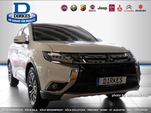 Mitsubishi Outlander 2.2 DI-D -Star Plus