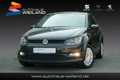 Volkswagen Polo 1.0 (Blue Motion Technology) Trendline