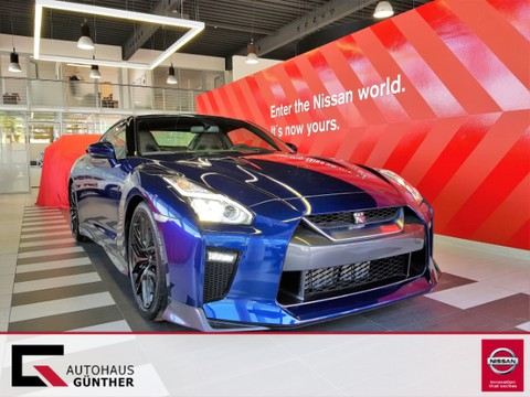 Nissan GT-R Prestige