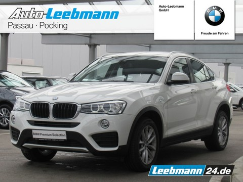 BMW X4 xDrive20d Advantage