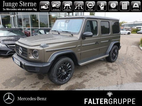 Mercedes G 400 d STRONGER THAN TIME ED MAGNO DISTRO MLED