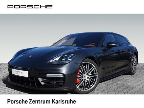 Porsche Panamera GTS Sport Turismo Clubleder 21-Zoll