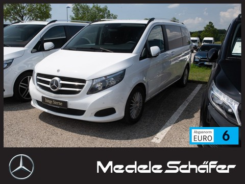 Mercedes V 220 d EDITION Kompakt Park EASY