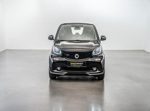 smart ForTwo coupe BRABUS Xclusive ST FINAL EDITION
