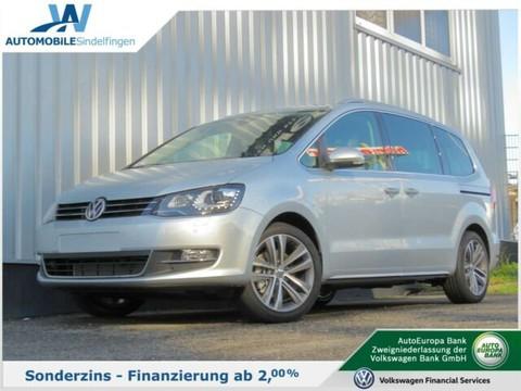Volkswagen Sharan 2.0 TDI High