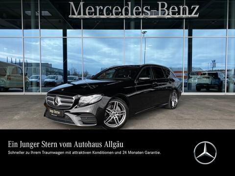Mercedes-Benz E 220 T d AMG LINE BURMESTER