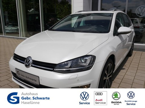 Volkswagen Golf Variant 1.6 TDI Golf VII Allstar