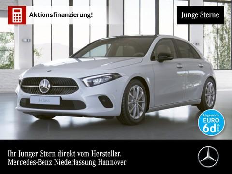 Mercedes-Benz A 180 d Progressive Carbon ° Burmester