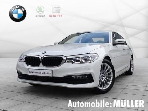 BMW 530 i Limousine Sport Line Gestiksteuerung