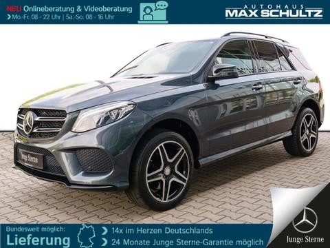 Mercedes-Benz GLE 250 d AMG Fahrassist ° Night