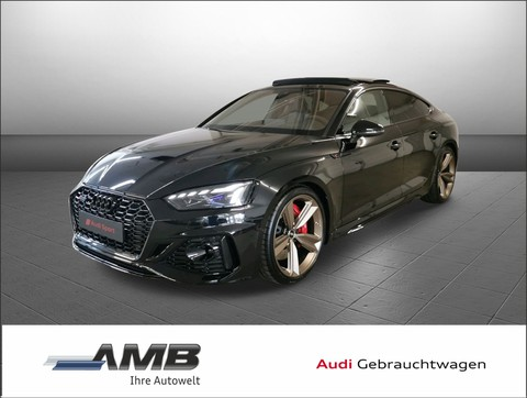 Audi RS5 Sportback Essentials Design rot