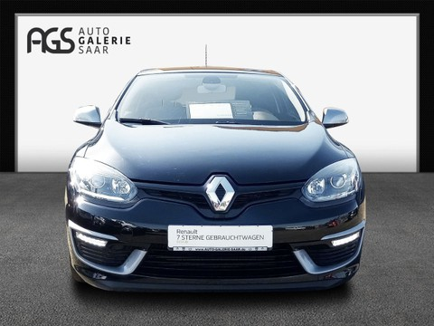Renault Megane III Coupe GT Line