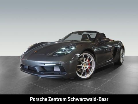 Porsche Boxster 4.0 718 GTS Interieur Paket GTS