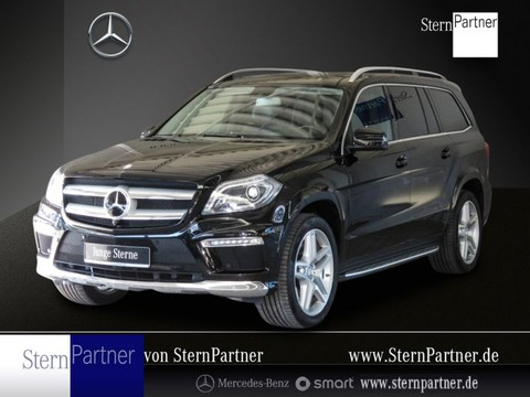 Mercedes-Benz GL 400 Off-Roader AMG--