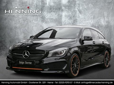 Mercedes-Benz CLA 180 SB AMG Orange-Edition Exkl Pak Night