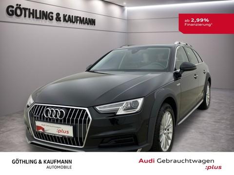 Audi A4 Allroad 2.0 TDI qu Alcan
