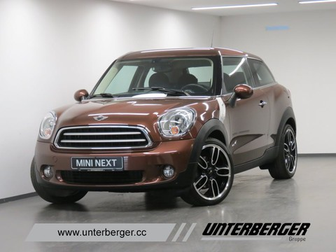 MINI Cooper Paceman ALL4 Pepper Wired