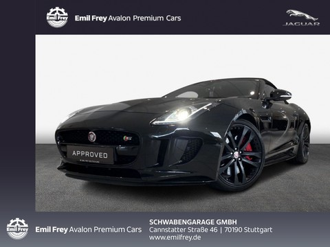 Jaguar F-Type Cabriolet AWD S