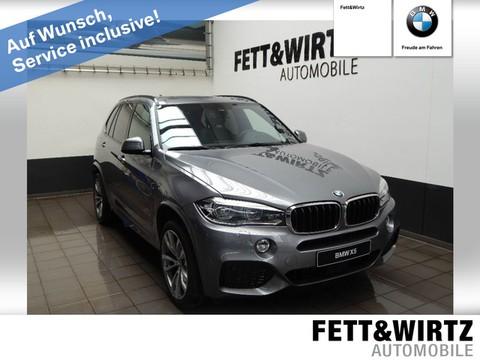 BMW X5 xDrive30d M-Sport 20 r Glasd