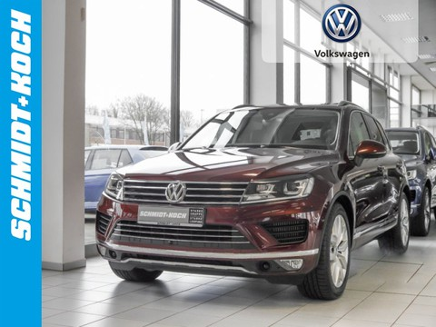 Volkswagen Touareg 3.0 V6 TDI Executive Edition