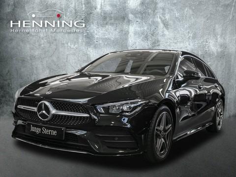 Mercedes-Benz CLA 250 SB AMG Ambiente MBUX EasyPack