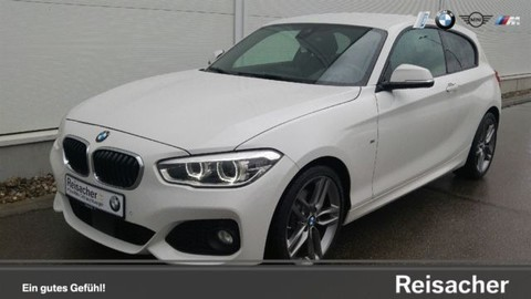 BMW 125 d A 3trg