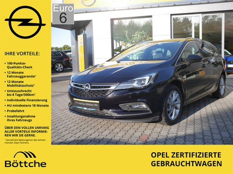 Opel Astra 1.4 ST Turbo