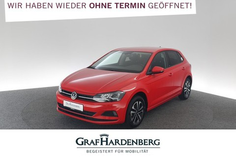 Volkswagen Polo 1.0 United Front
